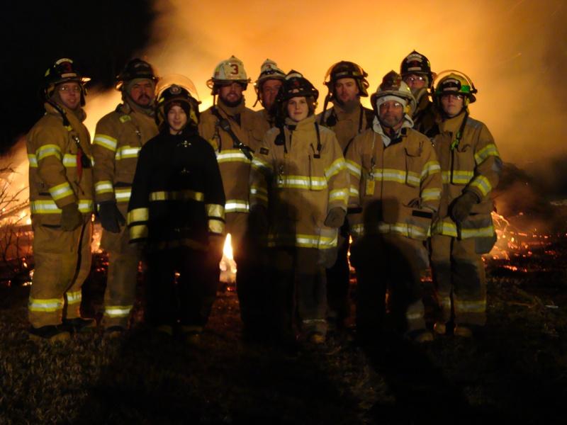 2010 Tree Burn